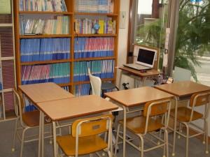 伊藤塾の授業席